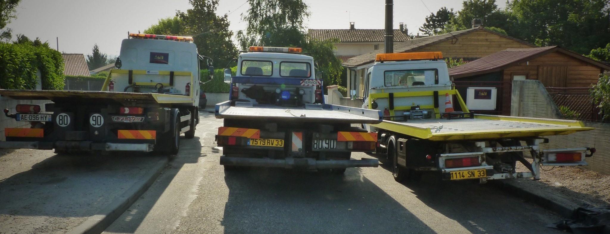 Ambulance Auto - Photo véhicules arrière